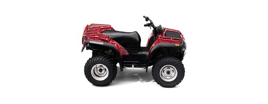 Can-Am BRP Traxter ATV Batteries