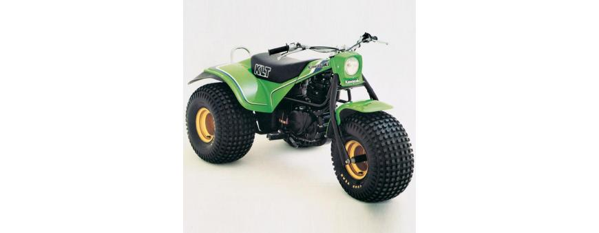 Kawasaki 185, 200 ATV Batteries