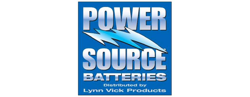 Power Source High Rate Long Life UPS Backup Batteries