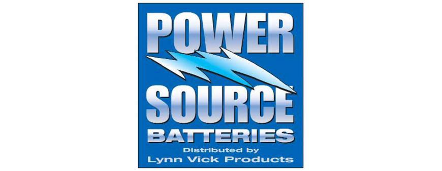 Power Source Sealed AGM SLA Batteries