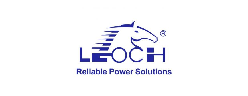 Leoch Battery LDC Heavy Duty Sealed AGM Solar Batteries
